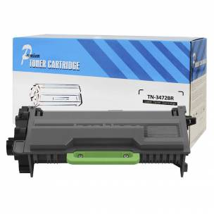 TONER COMPATÍVEL BROTHER TN3472 (DCP5652/HL5102) 12K